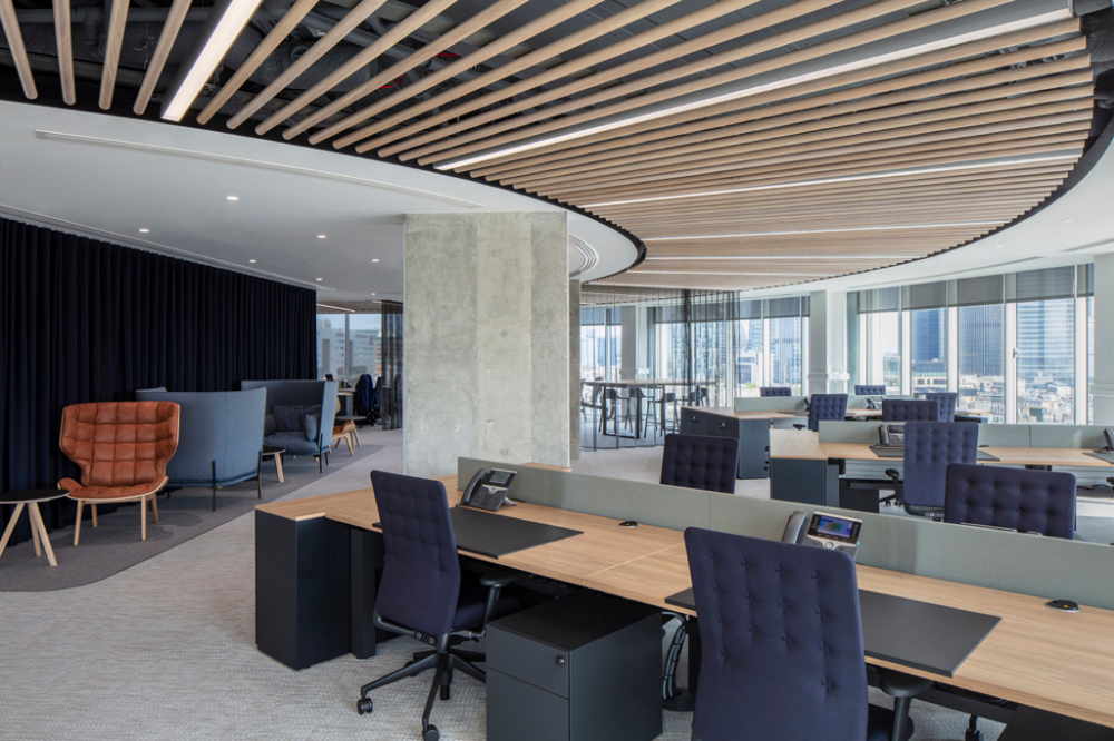 Office Tour Brookfield Properties Offices London Contemporary