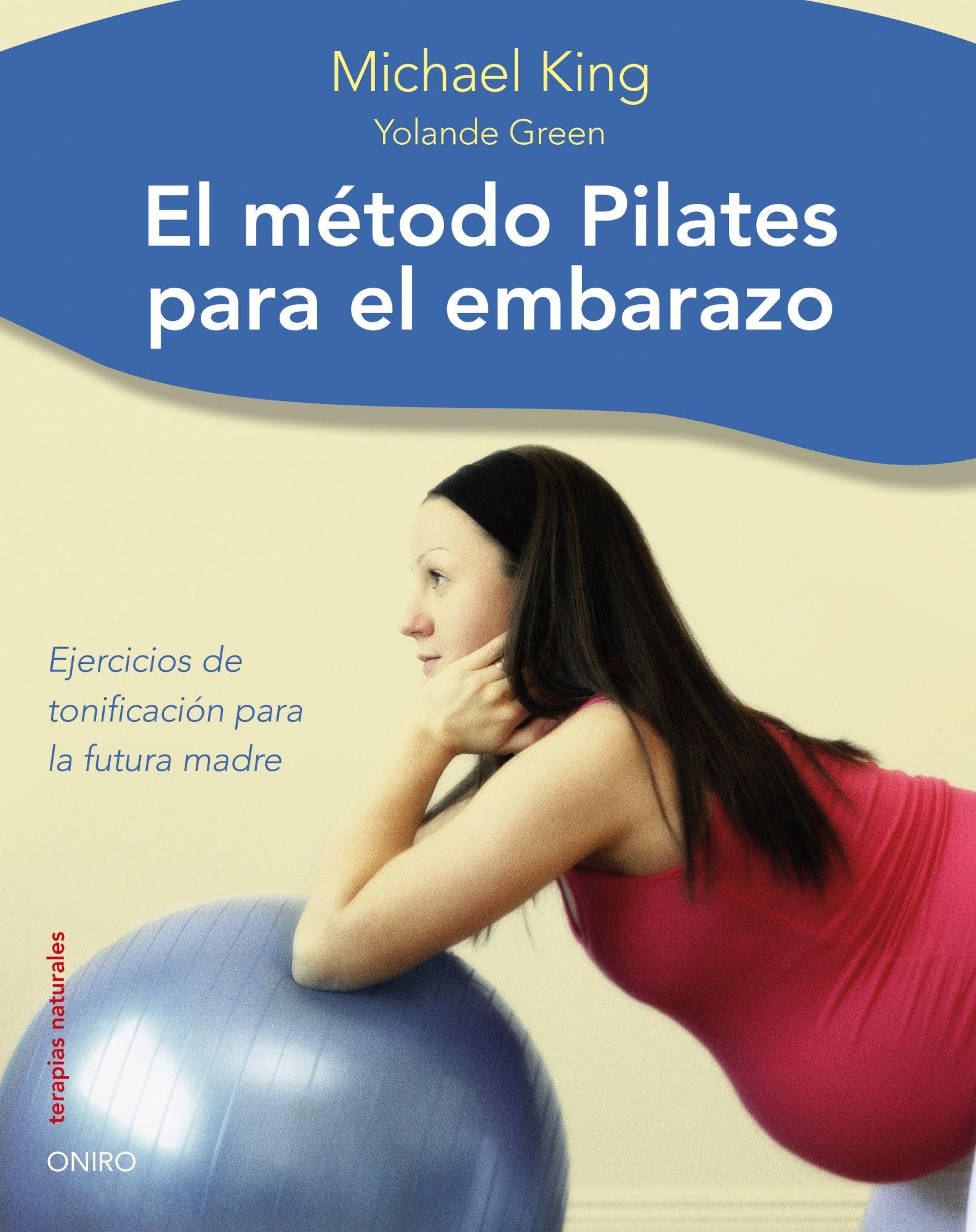 Libro Pilates para el Embarazo