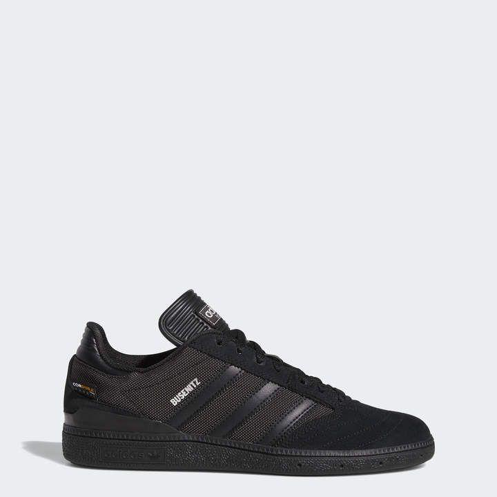 No complicado Supervisar Fácil de suceder  adidas Busenitz Shoes   Black adidas shoes, Skate shoes, Sport shoes men