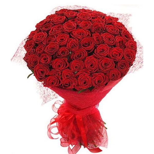 Артикул: 035-76 Состав букета: 51 роза красного цвета, оформление Размер: Высота букета 60 см Роза: Выращенная в Украине http://rose.org.ua/bukety-iz-roz/843--tolko-ty-byket-tsvetov.html #букеты #букетроз #доставкацветов #RoseLife #flowers #SendFlowers #купитьрозы #заказатьрозы   #розыпоштучно #доставкацветовкиев #доставкацветовукраина #срочнаядоставка #заказатьрозыкиев