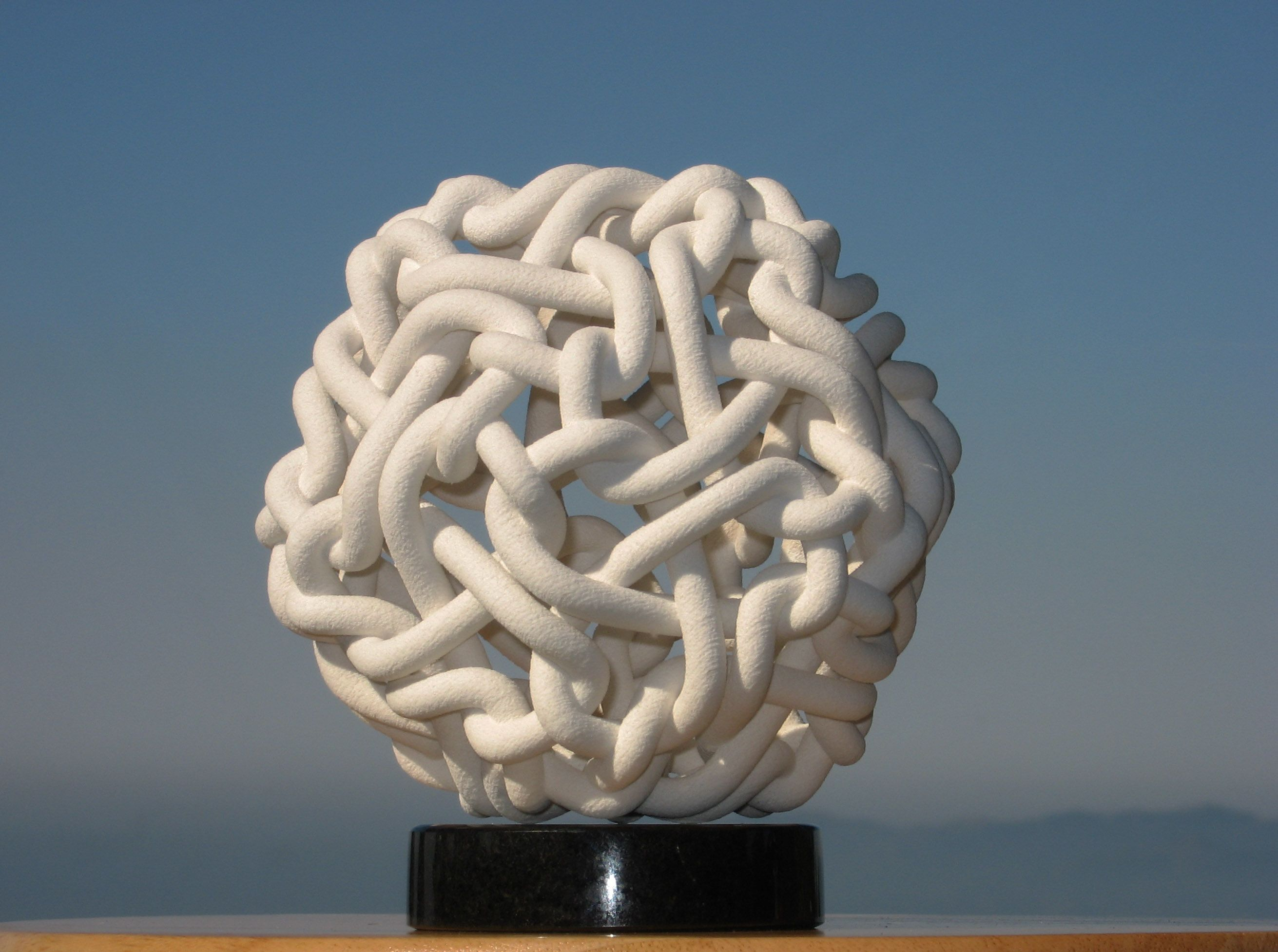 famous 3d art sculpturesMathematical Sculpture Valencia 2006 ...