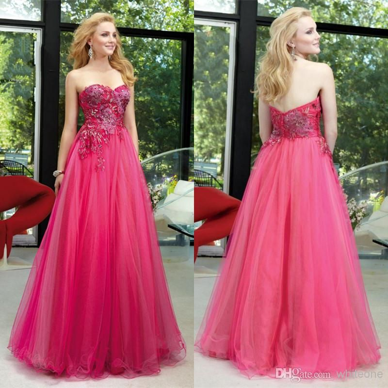 Cheap Prom Dresses Under 100 - Discount College Graduation Party ...
