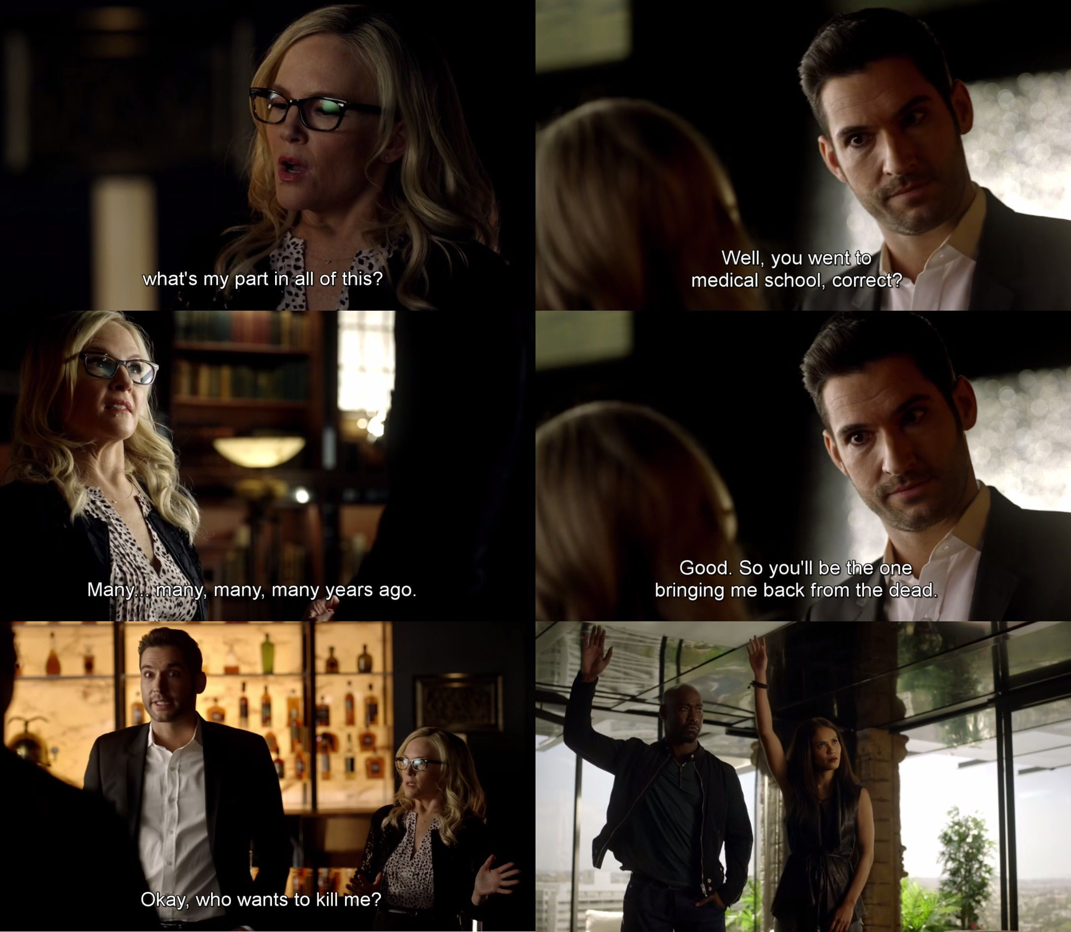 Lucifer S02E13 - Take Me Back To Hell