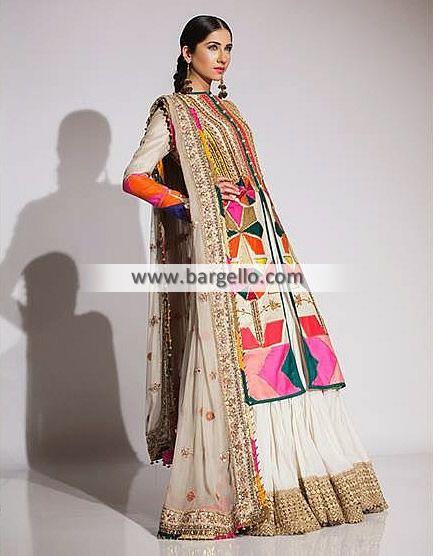 66d84888f3 Fahad Hussayn Bridal Dresses Bridal Sharara Collection UK USA Canada  Australia D4874 New Arrivals