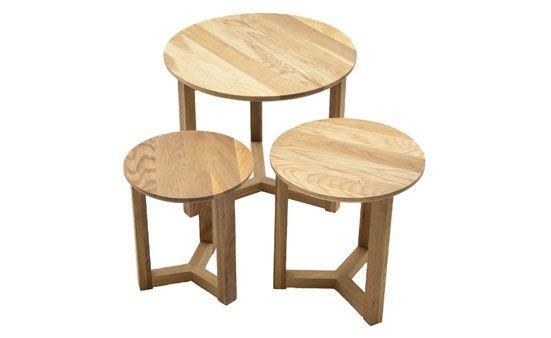 Oak Settbord - Bohus