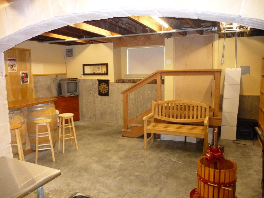 Gentil Convert Crawlspace To Basement In Basement Crawl Space Ward Log