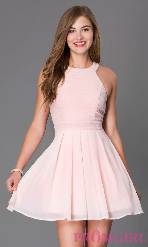 Short Semi Formal Dresses for Teenagers