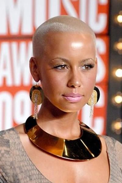 Pin By Nicole Perine On Hair Color And Styles I Love Amber Rose Amber Rose Style Short Hair Styles