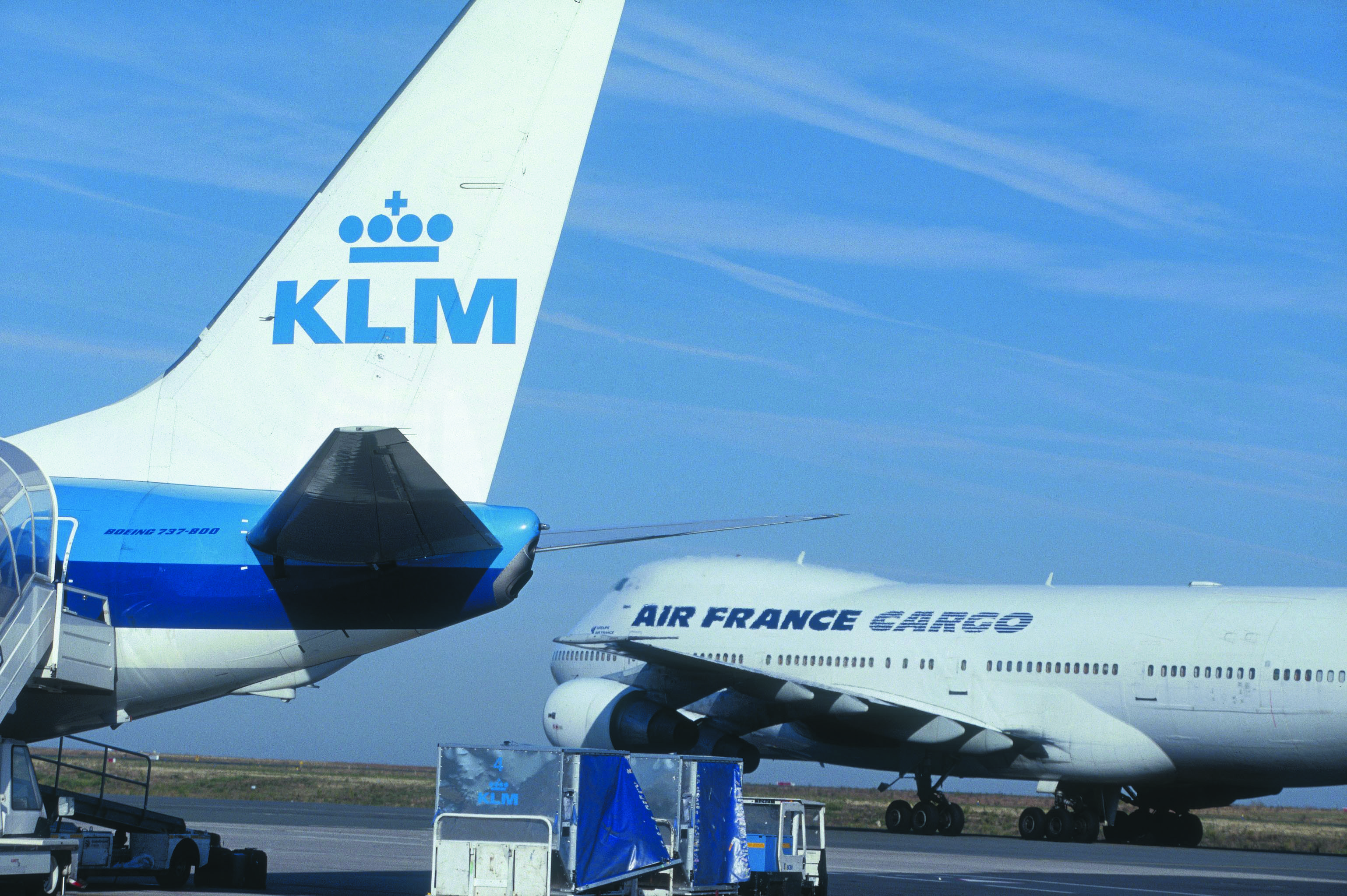 AFKLM cargo return to breakeven by 2017 Aviacion