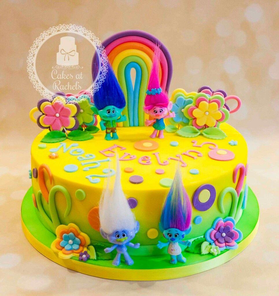 Cake Design Trolls :  https://lomejordelaweb.es/ Cooking all the time ...