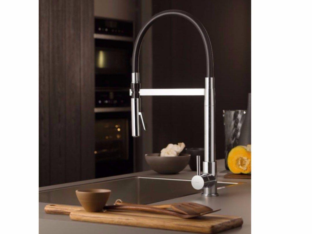 REAL Miscelatore da cucina da piano by #NEWFORM #kitchen #design ...