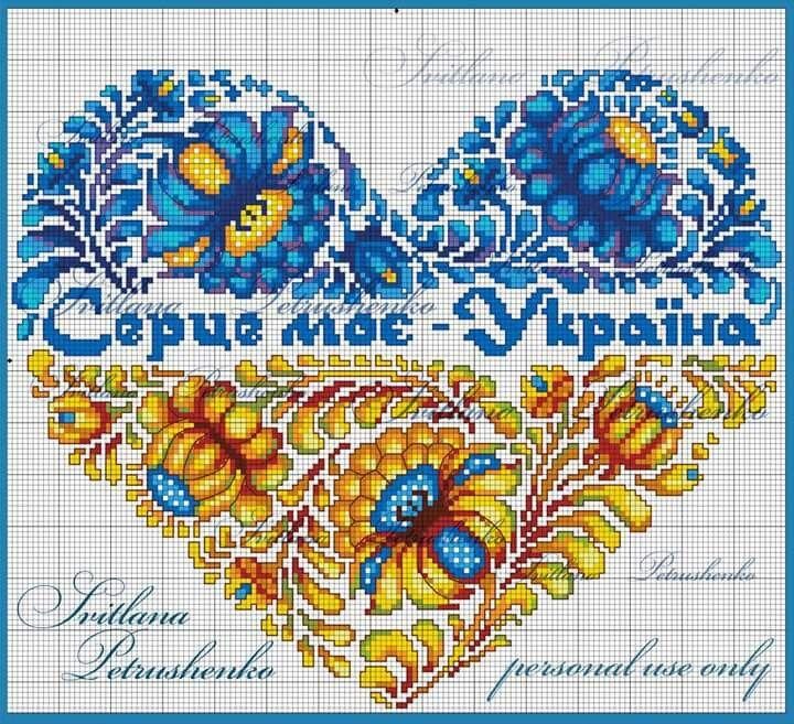 c4b7bfc2f6bd38 Блог Майстерня Українська символіка Підбірка схем для вишивки ...