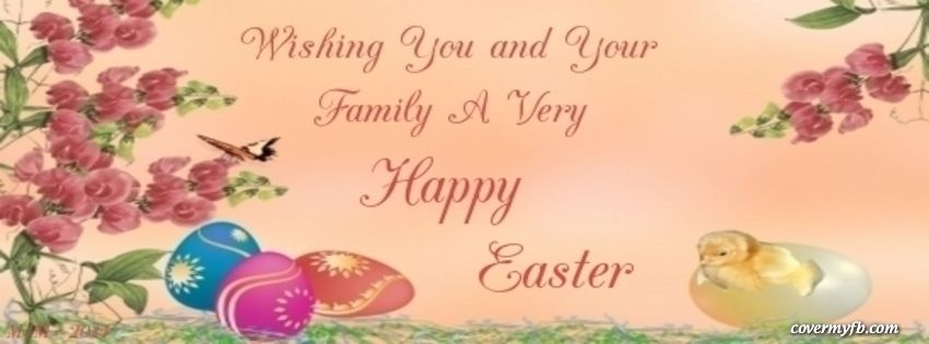 Happy Easter Happy Easter Facebook Cover Facebook Cover Images