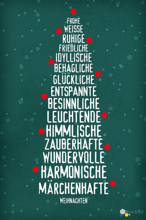 Frohe weihnachten gutschein spruch