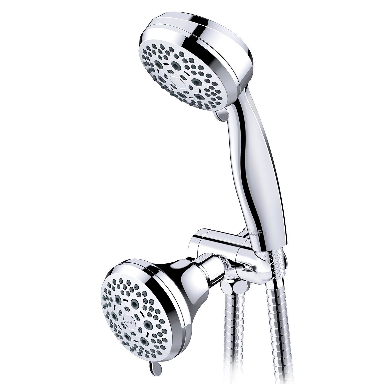Best Dual Shower Head Reviews And Buying Guide 2020 With Images