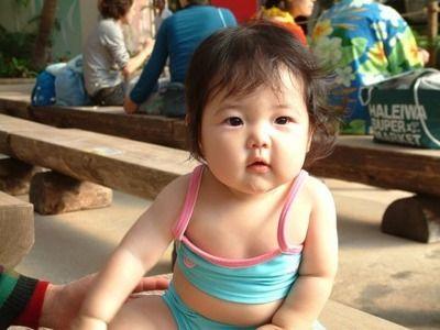 Fat Asian Person
