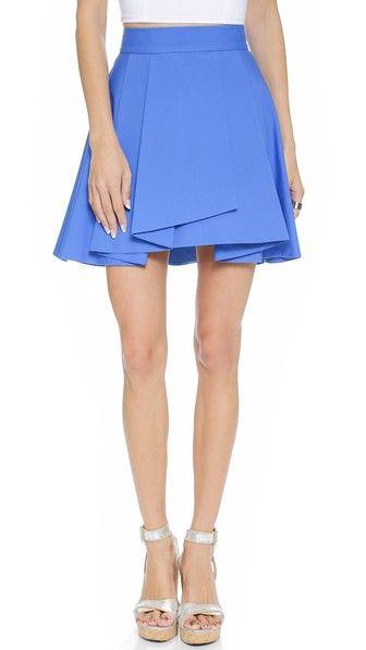 fc01e68a2 Molina Asymmetrical Pleated Skirt | Style Loves | Pleated skirt ...