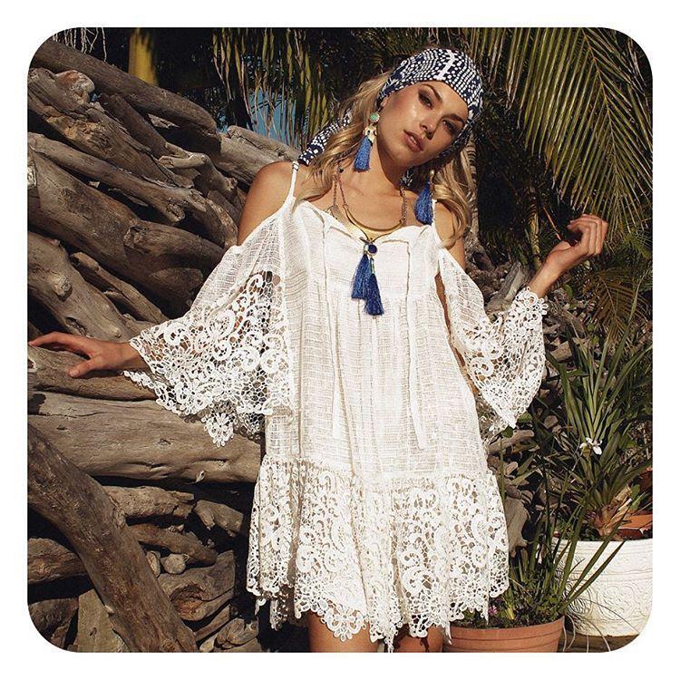 'Bon Bon Lace Dress