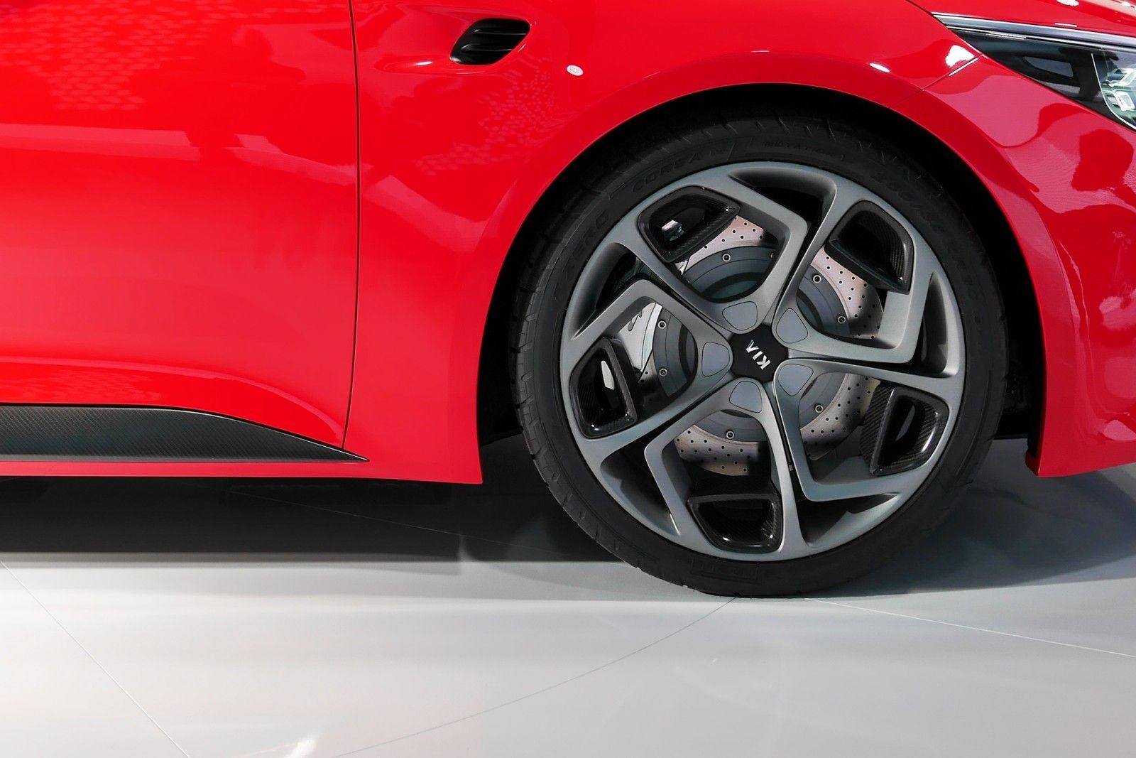 Exploring Kia Designs at Gevena International Motor Show