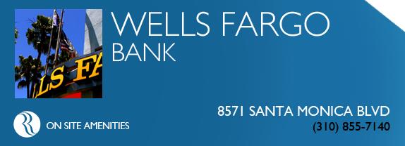 Wells Fargo Bank 8571 Santa Monica Blvd West Hollywood Ca 90069