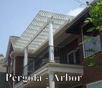 Pergola | Pergola, Shade structure, Screen enclosures