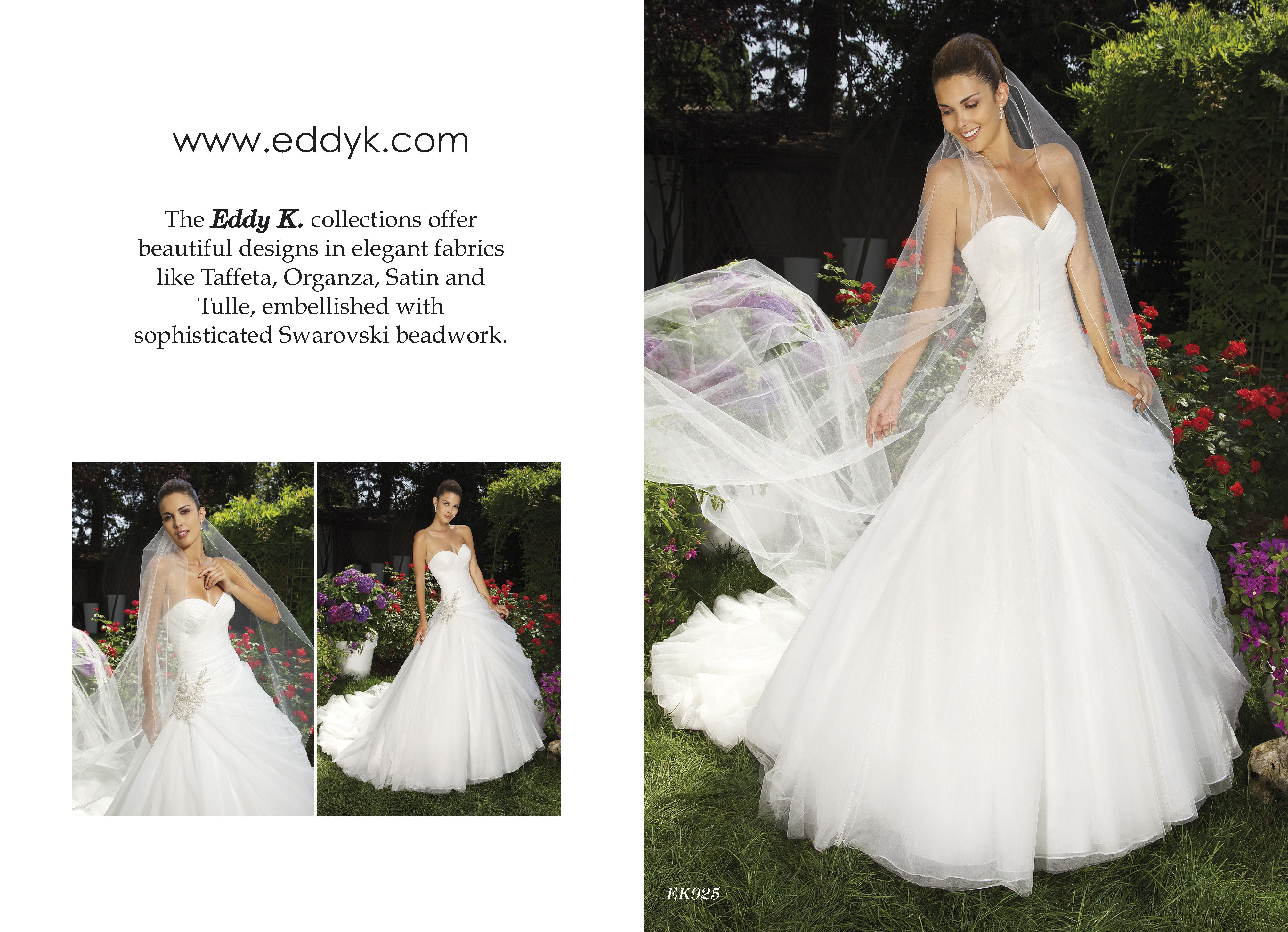 Princess Ball Gown Wedding Dress: Here's A Very Pretty Princess Style Wedding Dress By Eddy