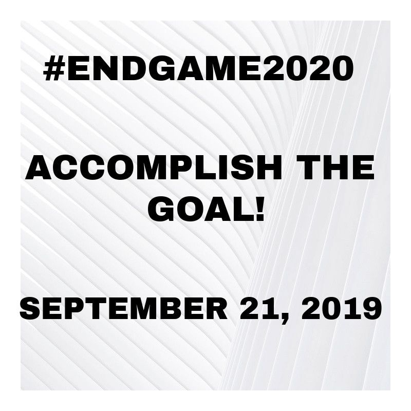 It's NEVER to early to start 2020 off strong! Join Grady