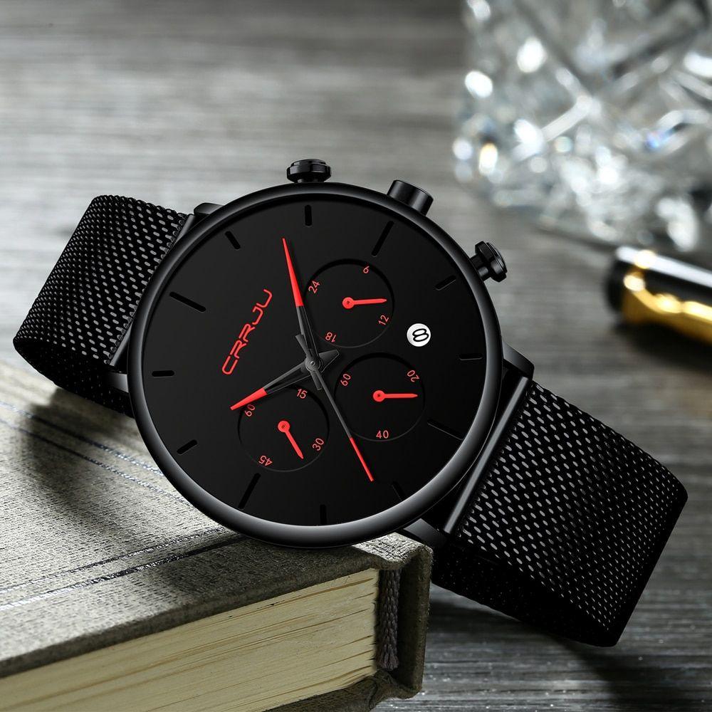 Relojes De Vestir De Negocios Para Hombre Reloj Deportivo Informal De Lujo Resistente Al Agua Reloj Deportivo Para Hom Reloj De Hombre Reloj De Cuarzo Reloj