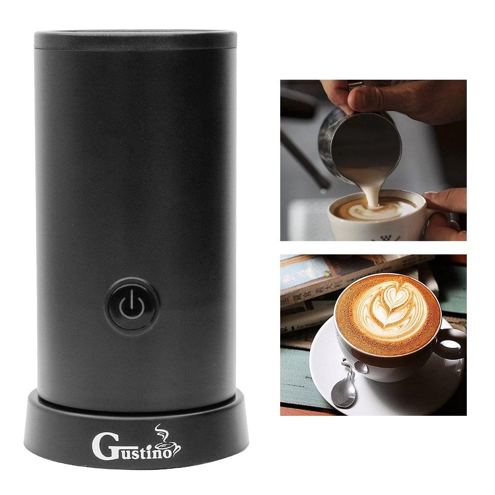 Automatic Handheld Cappuccino Maker Machine Electric Milk