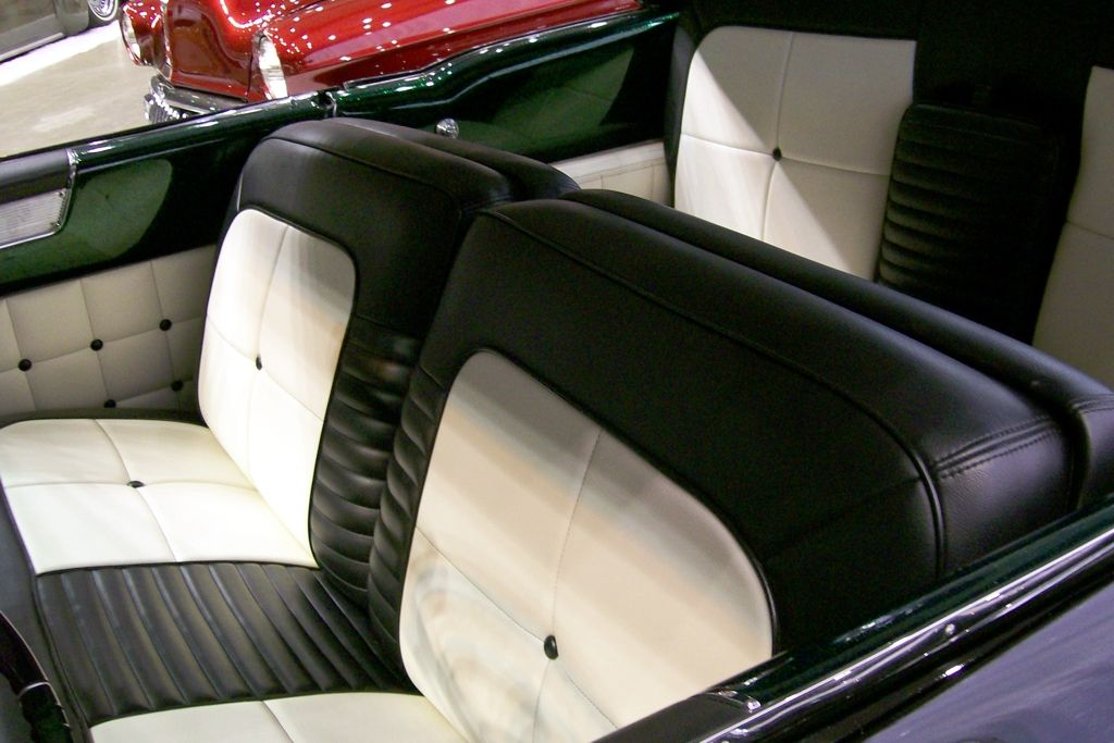 custom classic car interiors. Black Bedroom Furniture Sets. Home Design Ideas