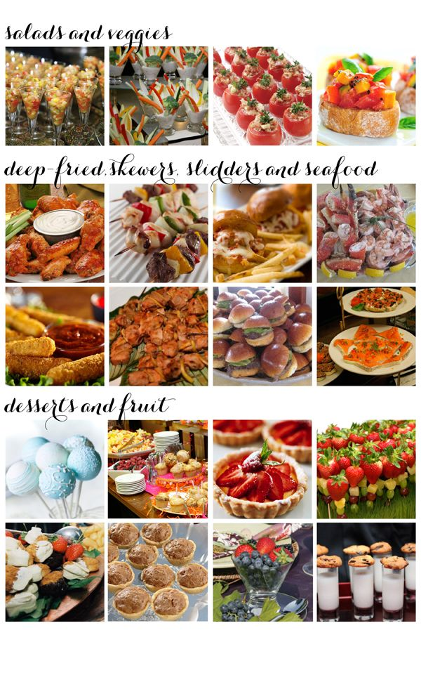 Bite Sized Appetizers Make For A Lip Smackin Good Holiday Wedding Reception AppetizersReception FoodReception IdeasAppetizer