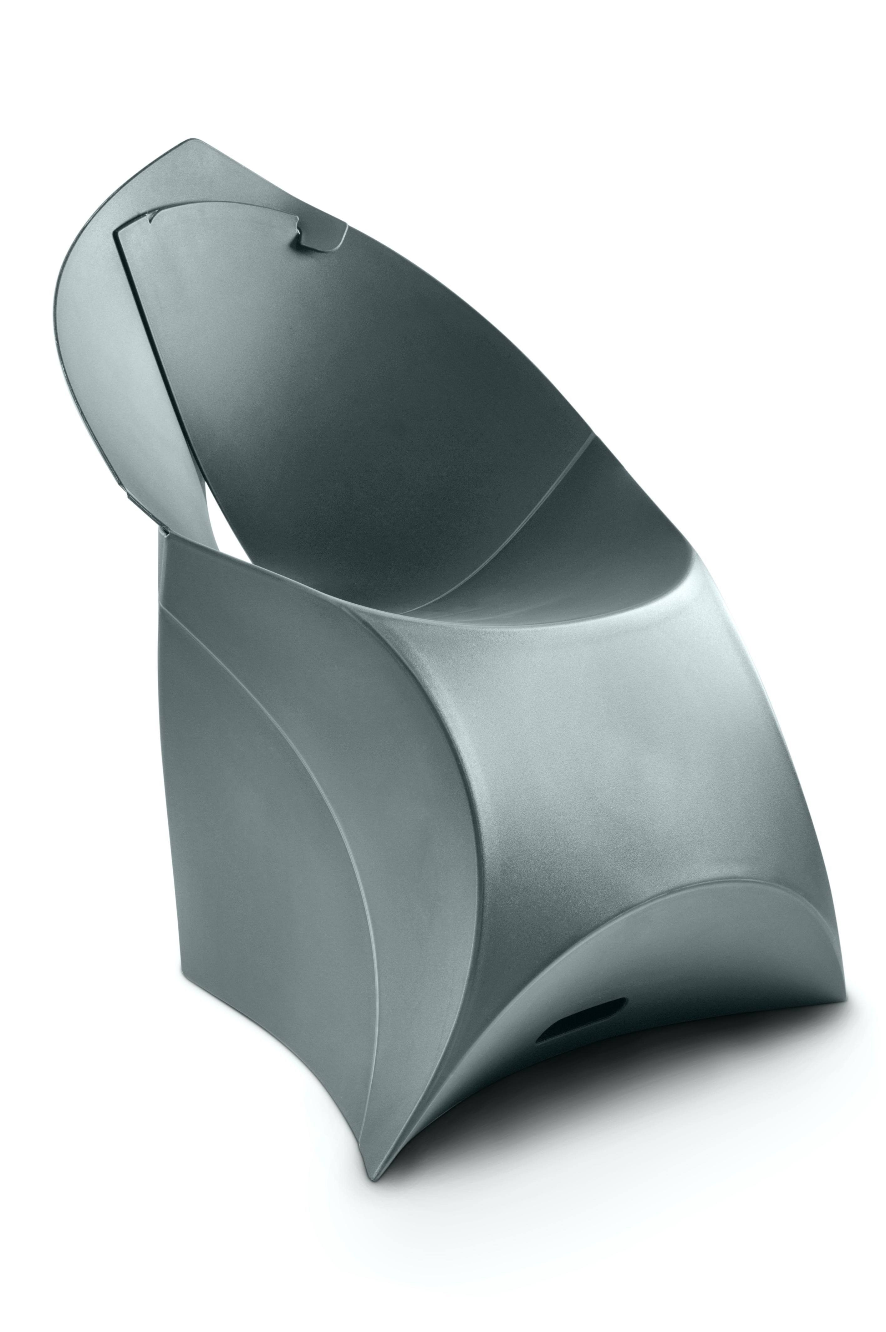 Flux Chair Anthracite Grey Folding Chair Chair Design