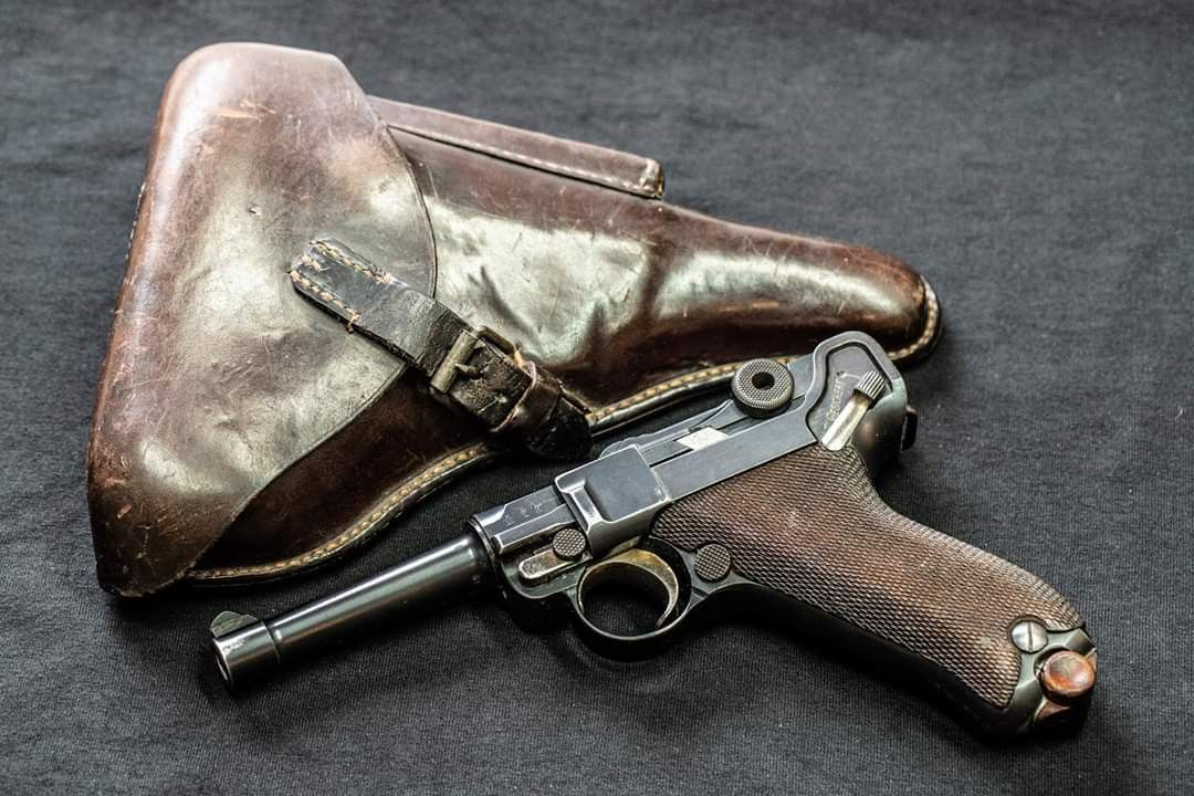 German 1908 Luger German 1908 Luger Pistol Maine