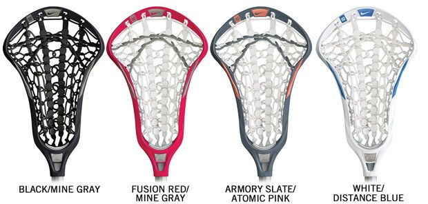 pretty nice e17f2 f516b Nike Lunar 10 Women s Lacrosse Stick