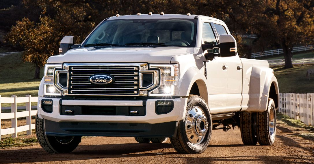 2020 Ford F 450 Super Duty With Images Pickup Trucks Ford