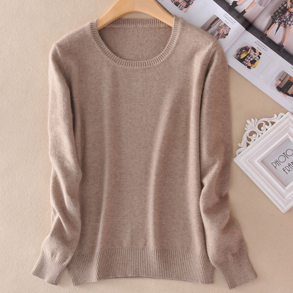 Hot Sale Women Sweater Cashmere Pullover 2017 Spring New Brand ...