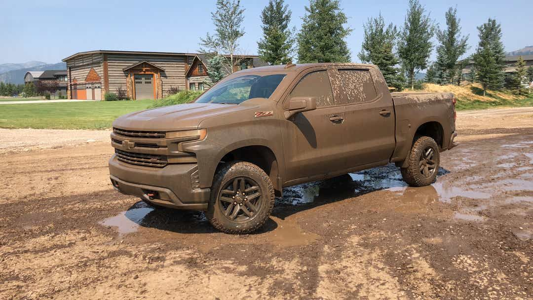 First Drive 2019 Chevy Silverado High Country has great
