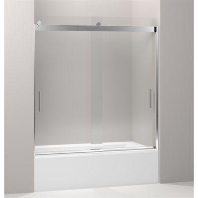 Kohler Levity Frameless Bathtub Door