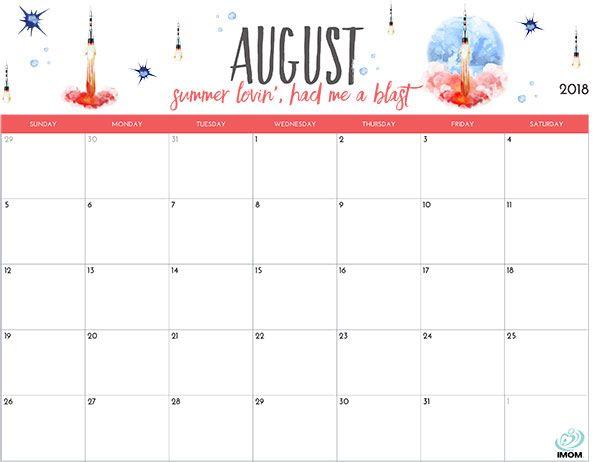 Photos of 2021 Summer Calendar Printable