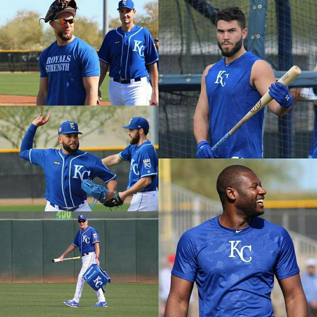 KC Royals 2017 Spring Training royalsbaseball Kansas
