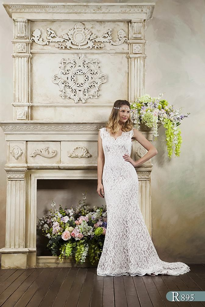 White Rose Bridal A romantic collection of stunning bridal gowns ...