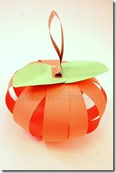 Paperstrip Pumpkin