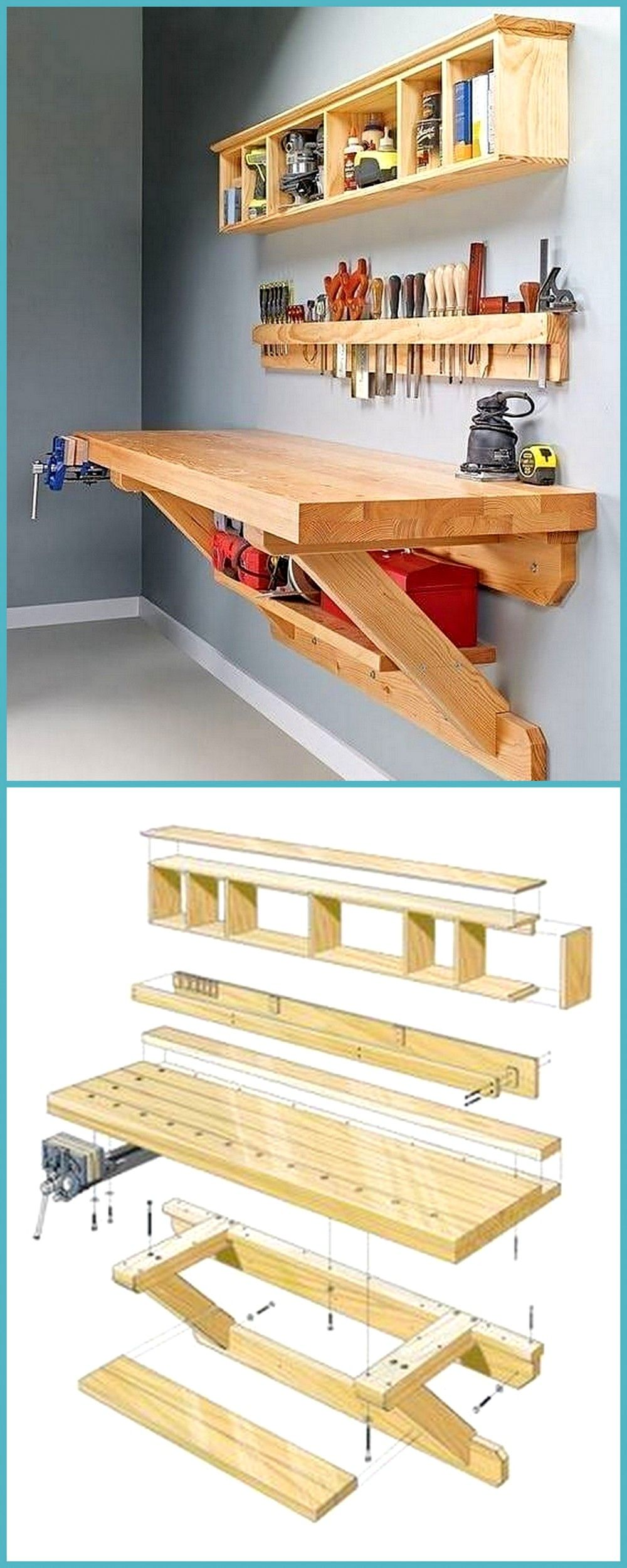 Must Try Ideas From Pallet Wood Projetos De Carpintaria Simples