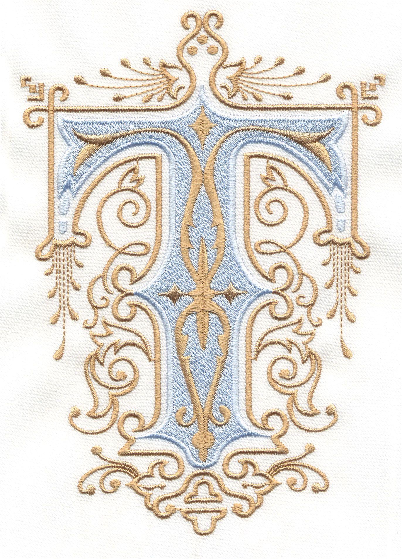 Vintage Royal Alphabet Accent Designs 2013 Alphabets Details