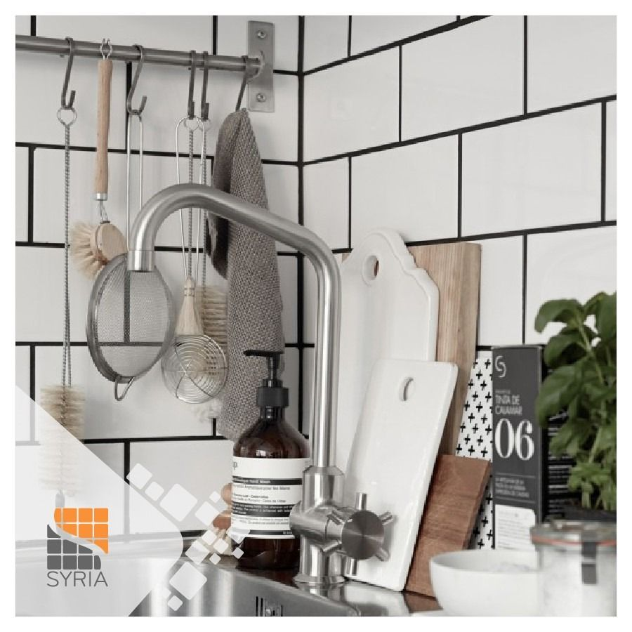 azulejo ceramico 75x15 blanco brillante subway rectificado 45900 en mercadolibre - Azulejo Rectificado