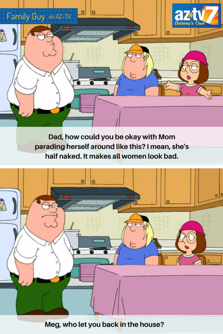 American dad naked mom apologise
