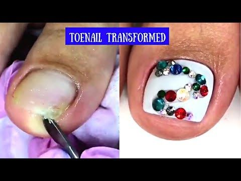 Best Youtube Toe Nail Art Tutorial Image Collection