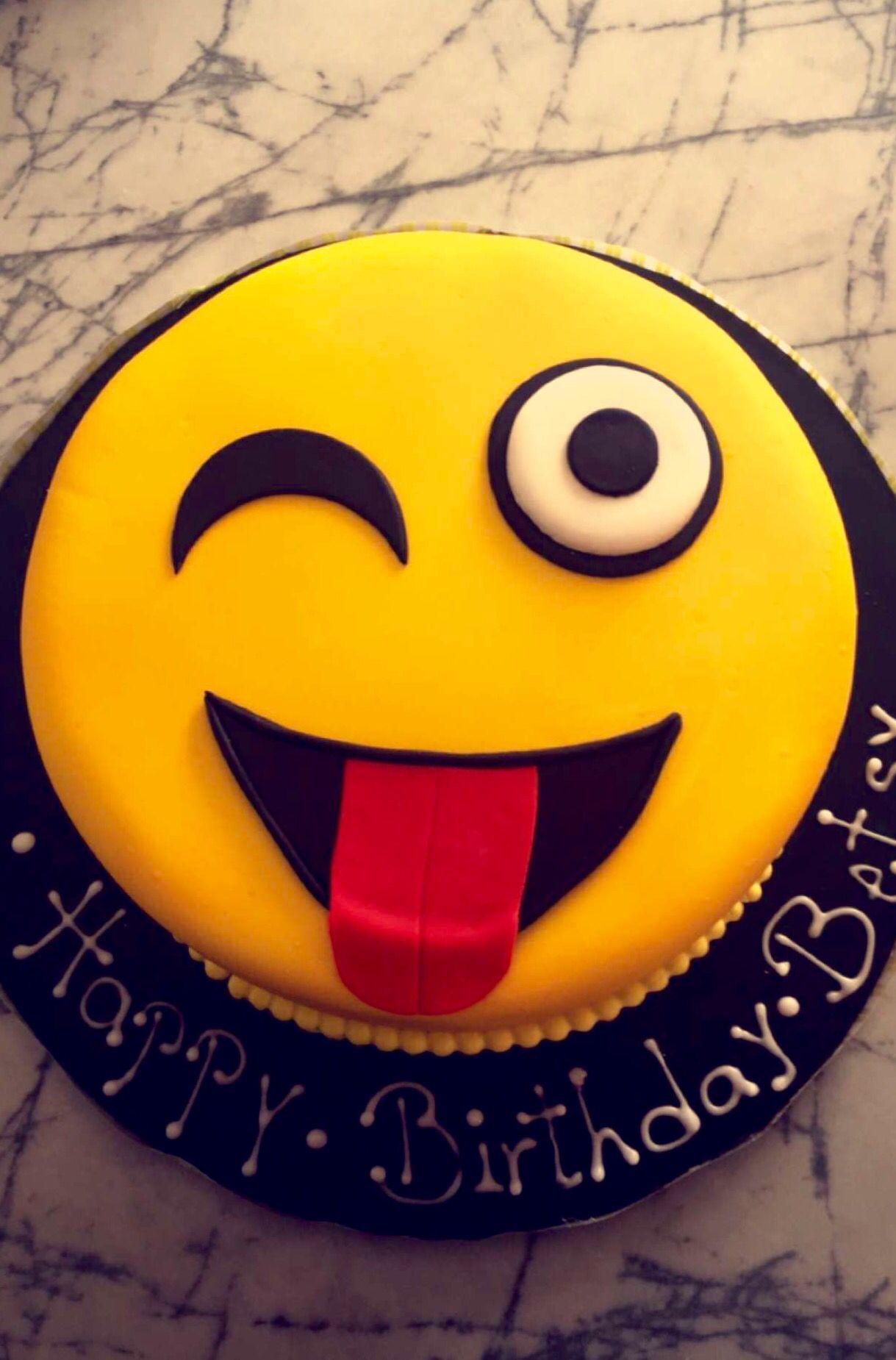 Emoji Cake Wwwfacebookcomtutzies Special Cakes Pastel De
