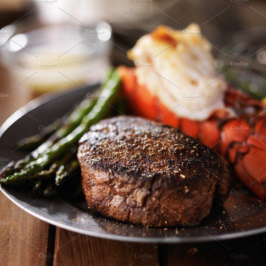 Steak and lobster dinner | Steak and lobster dinner, Steak ...