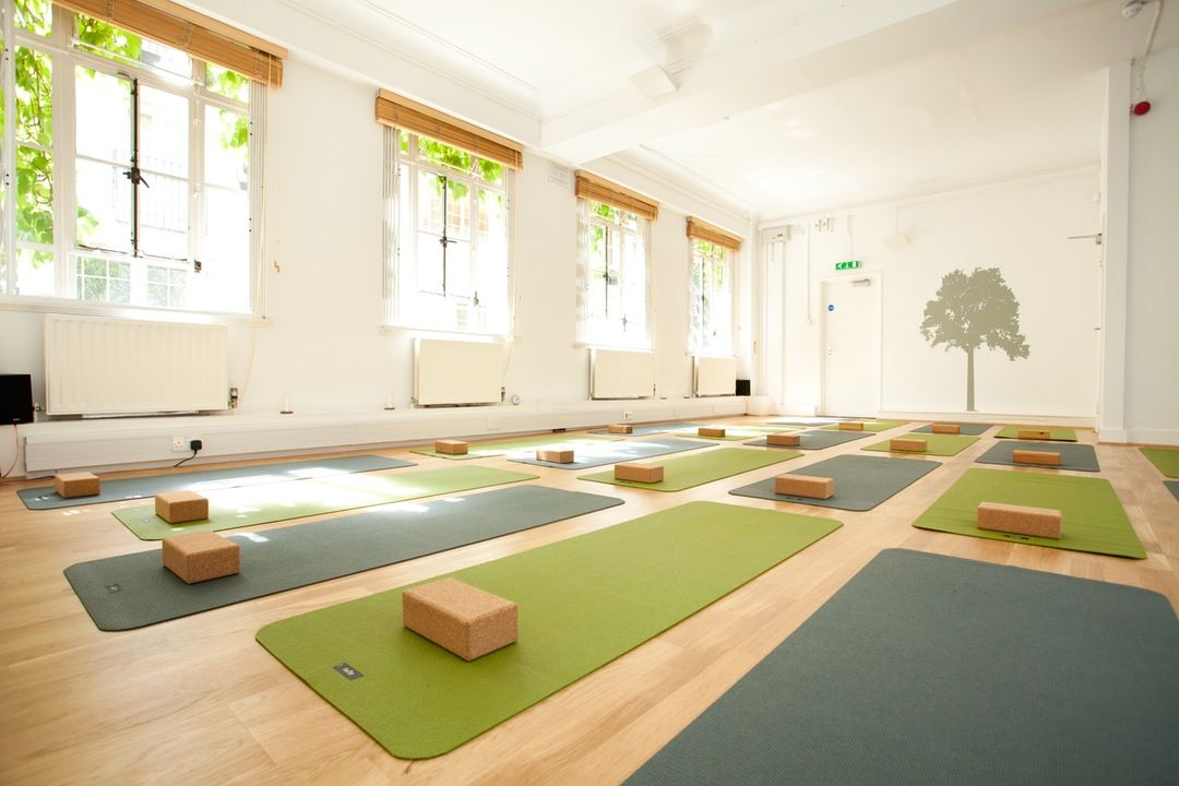 Image result for interior design yoga studio